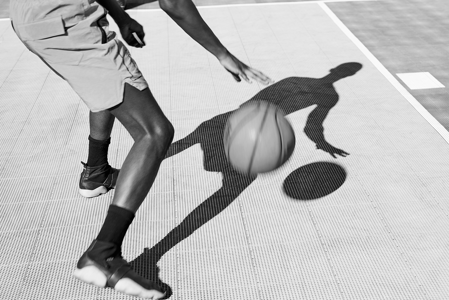Basketball  Activewear Photography  - Cedric Terrell